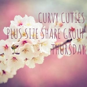 Tops - 3/28 (CLOSED) PLUS SHARE GROUP: Curvy Cuties